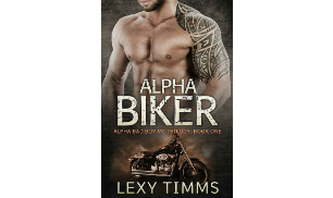 alpha biker book cover