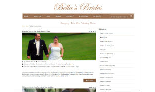 Bella Bride Website