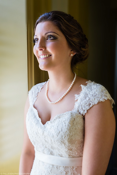 Heitzenrater Wedding | Lockport, NY - Bride