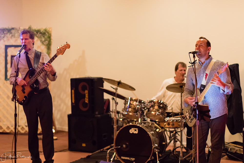 Zak Ward and the Ryan Brothers Band, Becker Farms Wedding, Gasport NY, by Fallesen Photography