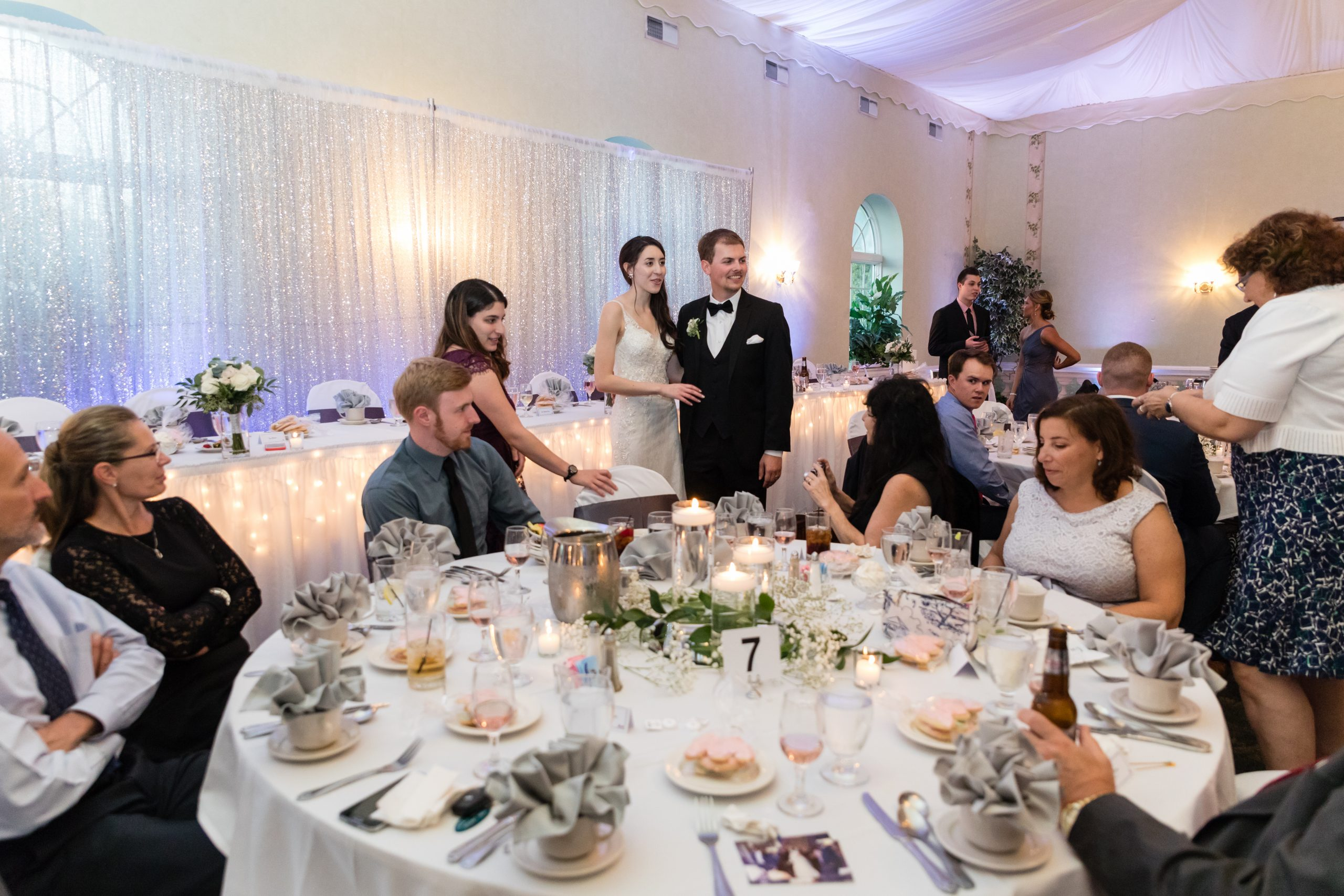 Burns Wedding at Classics V, Amherst NY, by Fallesen Photography